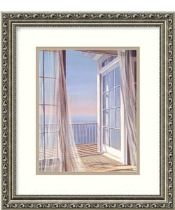 Amanti Art Carol Saxe Sea Breeze I Framed Print AA01236